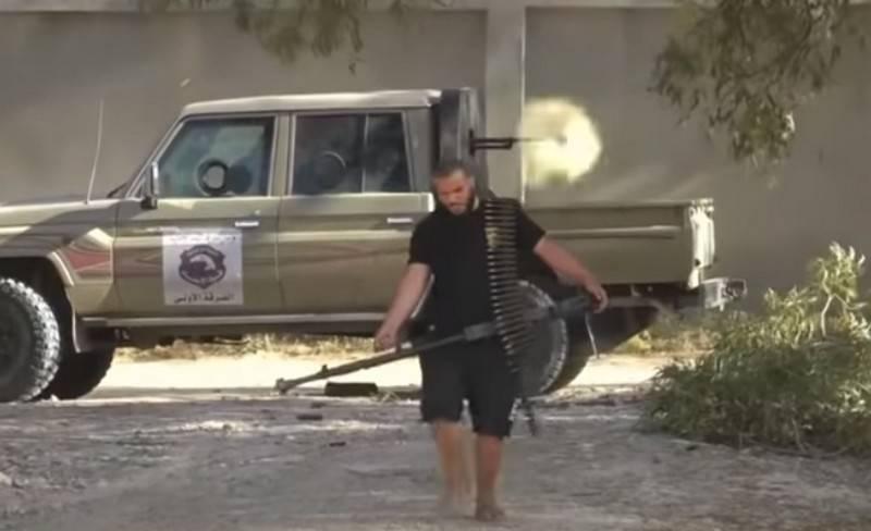 В Триполи заявили о больших потерях армии маршала Хафтара