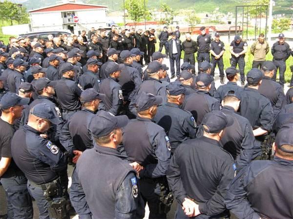 Заявлено о потере спецназом Косово важных документов на месте операции