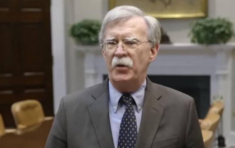 Джон Болтон обвинил Иран в работах по созданию ядерного оружия
