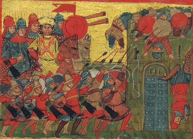 Византийские и папские источники о монголах