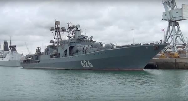 """Противолодочные корабли проекта """"Удалой"""" станут ударными"""