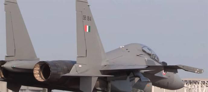 Индийское недоумение: подбираем новые истребители - ракеты испытываем на Су-30МКИ