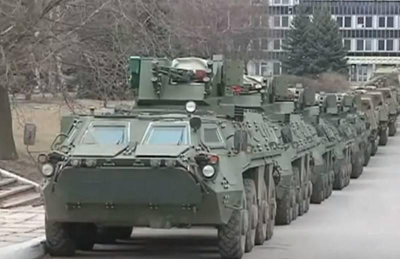 Минобороны Украины отказалось принимать БТР-4 из европейской бронестали