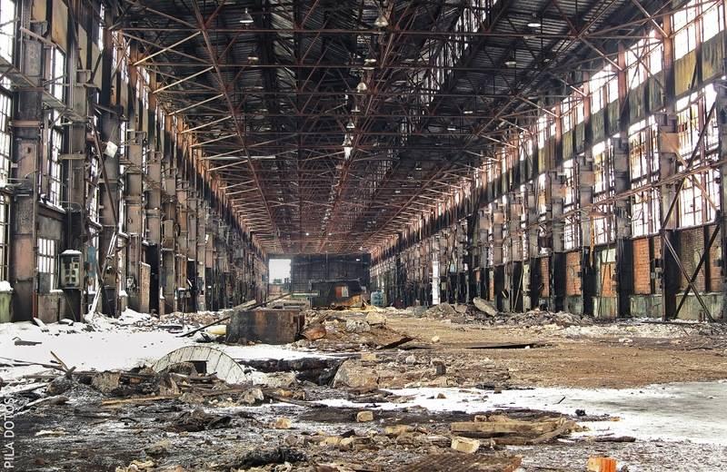 Новая индустриализация по-русски. Мусор как ценнейшее сырьё