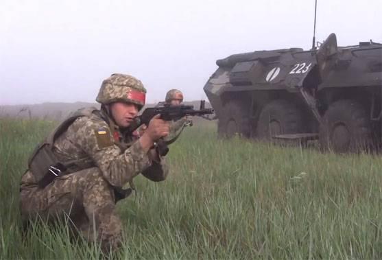 Генпрокуратура Украины признаёт незаконность использования ВСУ на Донбассе
