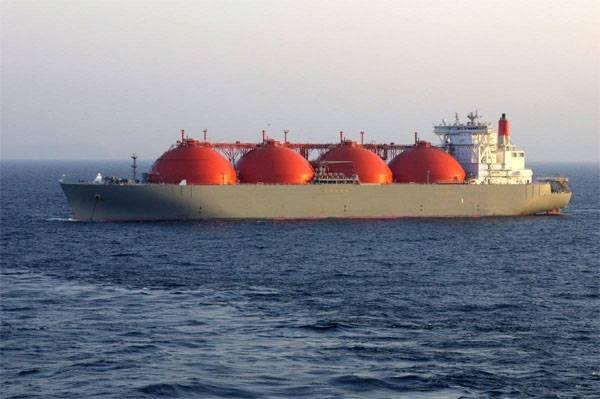 В Минэнерго США заявили, что при продаже СПГ экспортируют молекулы свободы