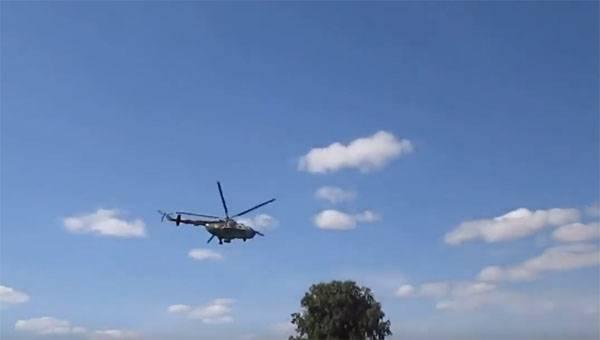 В ВСУ сообщают о потере военного вертолёта