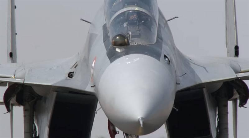 В Индии заявлено, что Су-30МКИ фактически отступили в бою над Кашмиром