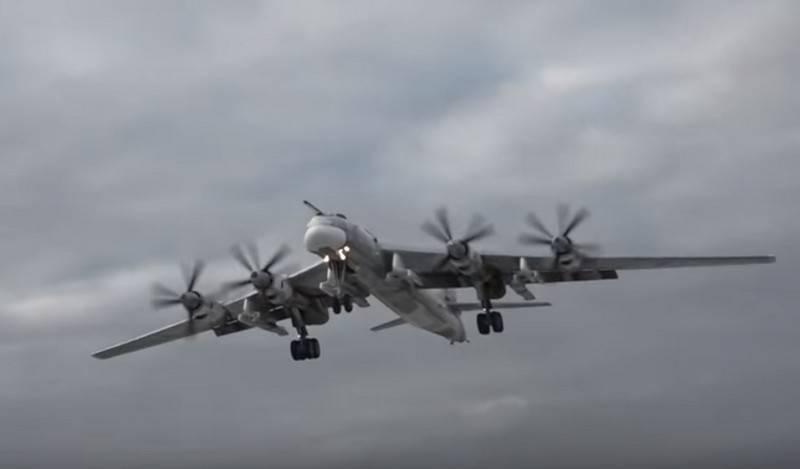 В США заявили о запугивании Россией американских пилотов в Арктике