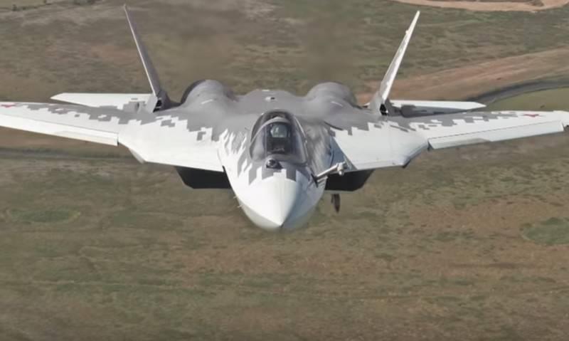 Истребитель Су-57 получит новую перспективную ПКР