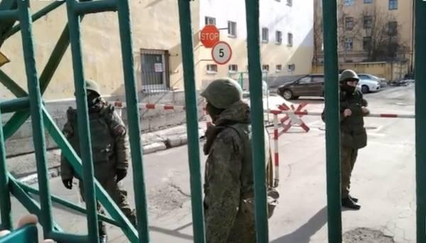 Во взрыве в академии Можайского обвинен преподаватель