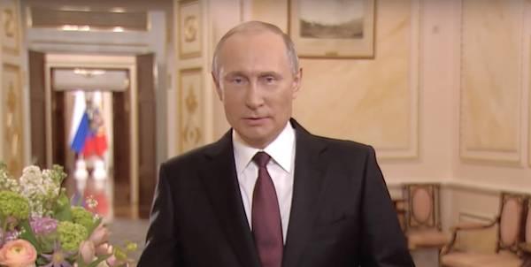 Путин запросил у Госдумы приостановку ДРСМД