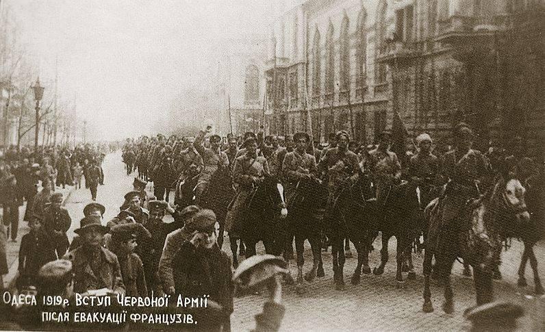 Nikifor Grigoriev、「ヘルソン地域、ザポリジア、タヴリアの反政府勢力の攻撃者」