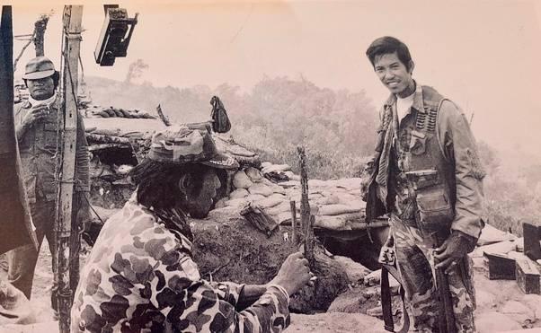 Thai mercenaries in the American war. Vietnam and Laos
