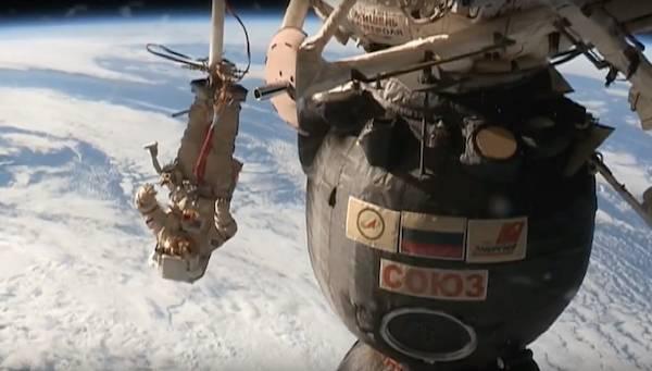В России создан космический реактивный ранец