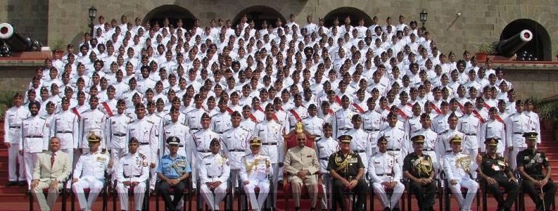 Курсанты из Таджикистана и других стран стали выпускниками военной академии Индии