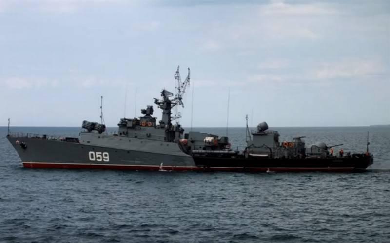 """Советские """"Альбатросы"""" снова встанут на охрану военно-морских баз России"""