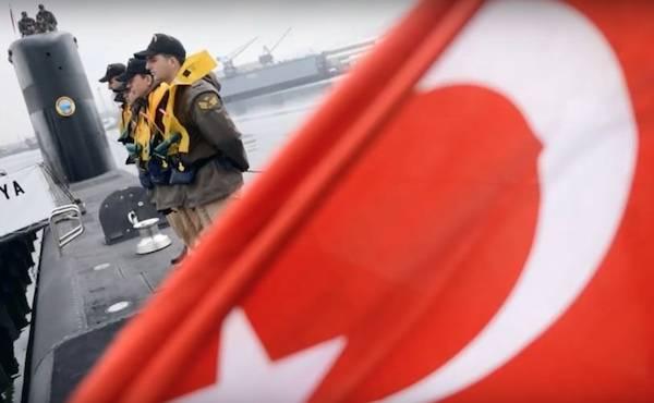 "Названы страны, которым Турция продаёт противоторпедный ""Сарган"""
