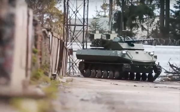 """BAE Systems раскритиковала российский боевой робот """"Уран-9"""""""
