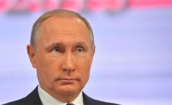 """ВЦИОМ применил """"новую методику"""" и заявил о росте доверия президенту Путину"""