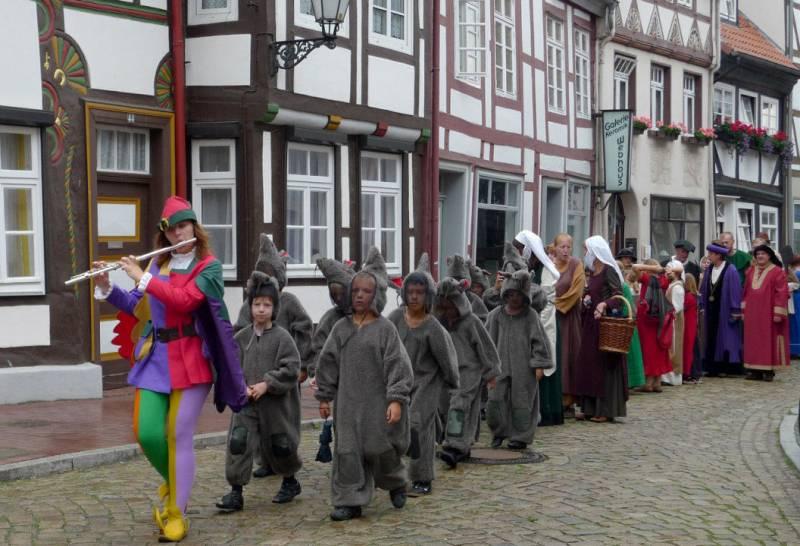 Карнавал в Гамельне