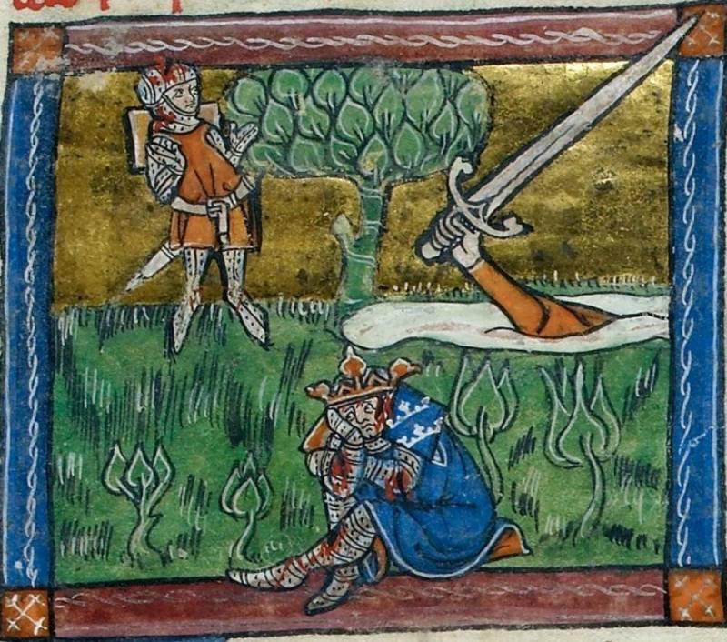 История о короле Артуре