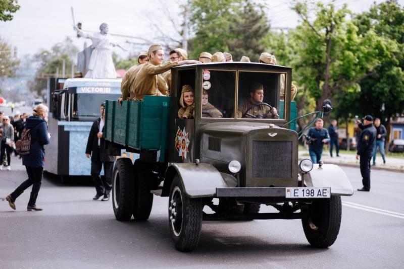 «Бессмертный полк 2019» в Молдавии: самый массовый за пределами РФ