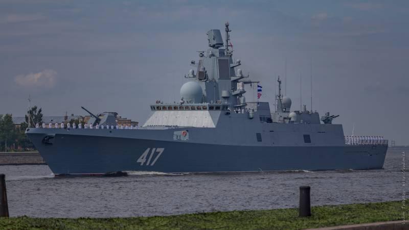 О фрегатах проекта 22350М в свете последних новостей