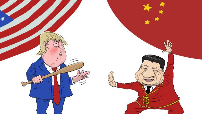 США против Китая. Победителя не будет