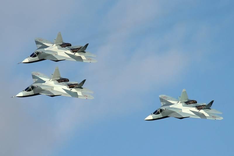 Реальная стоимость Су-57. Правы ли американцы?