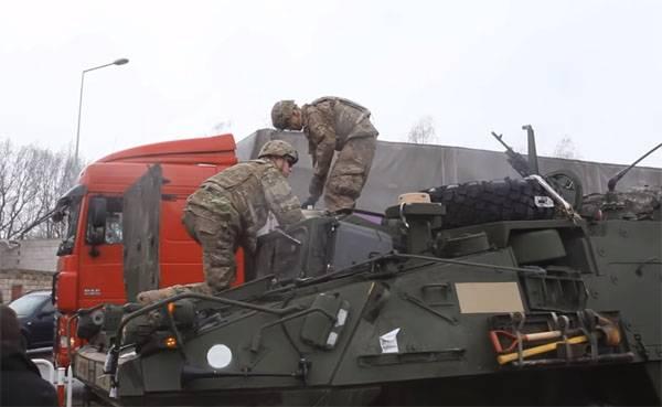США собираются перебросить в Польшу дополнительно 1 тысячу военнослужащих