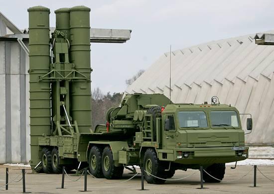 Declarou que a Turquia S-400 pode cobrir depósitos na plataforma do norte de Chipre