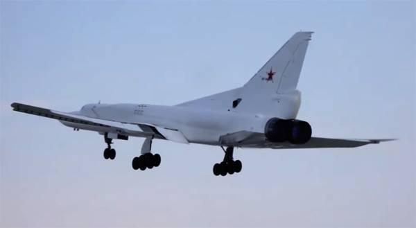Показаны кадры лётных испытаний ракетоносца Ту-22М3М