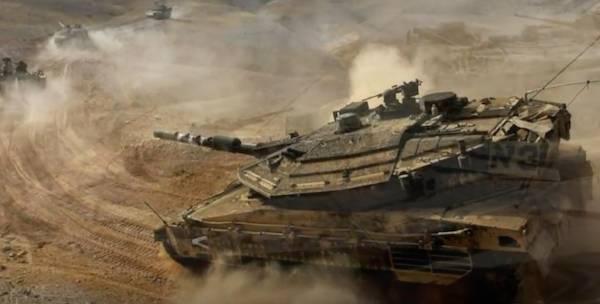 """Подсчитано количество произведенных танков """"Меркава"""""""