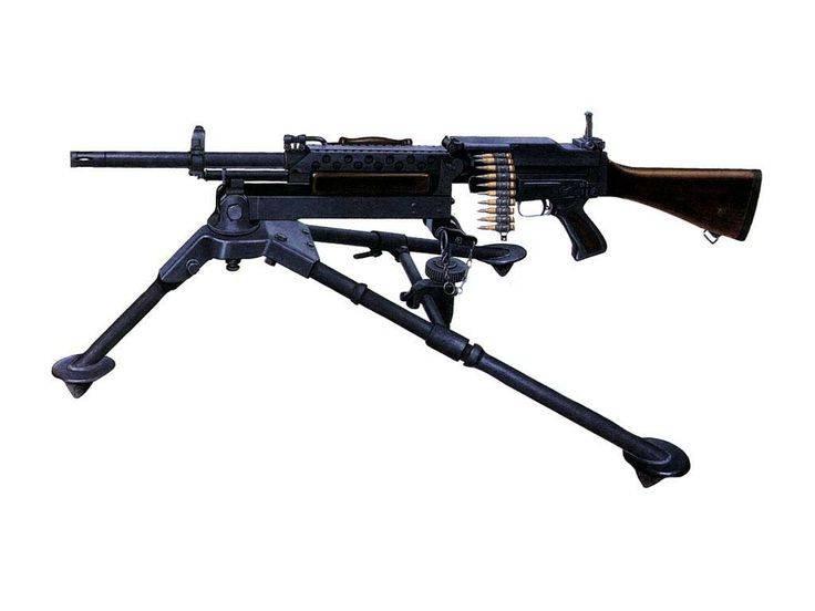 Unterstützung für Gruppenwaffen. Von der Einfachheit des Designs bis zur Schussgenauigkeit