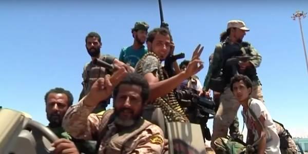 В Ливии взорвали штаб Хафтара