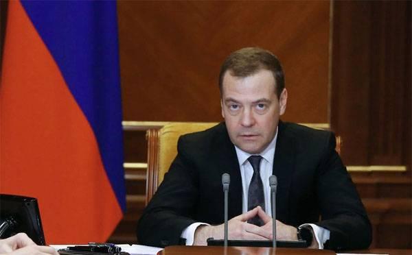 Медведев заявил о набившей оскомину риторике Украины