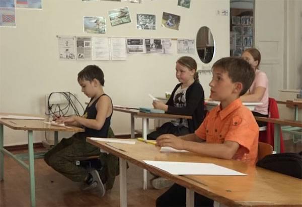 Дети Донбасса. Пять лет в условиях войны