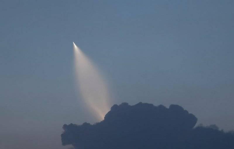 A China testou um novo ICBM para submarinos de terceira geração