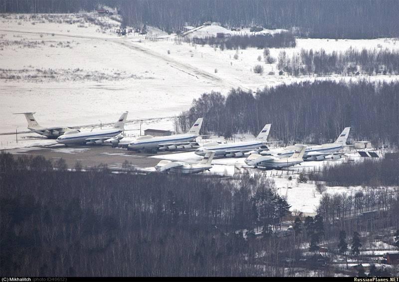 Воздушные командные пункты ВКС России. От первого поколения ко второму и третьему