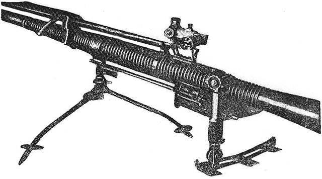 Противотанковое ружьё системы Л.В. Курчевского