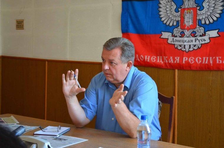 Why Donetsk