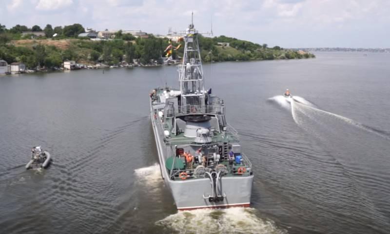 Для украинского флота создадут новую военно-морскую базу