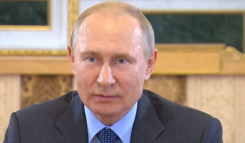 Путин прокомментировал его неприглашение на 75-летие высадки войск в Нормандии