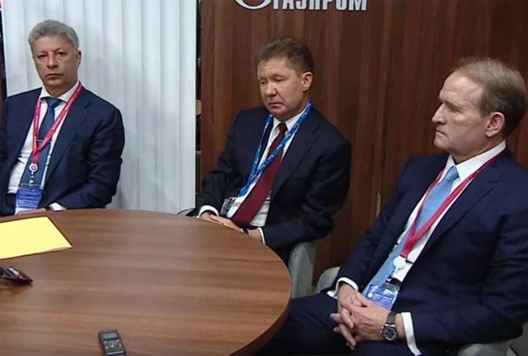 """В """"Газпроме"""" подтвердили готовность поставлять газ Украине со скидкой"""