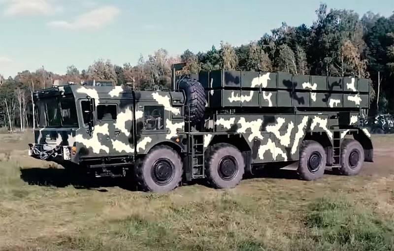 Die Fristen für die Entwicklung der A300-Rakete für die belarussische Polonaise-M wurden bekannt gegeben