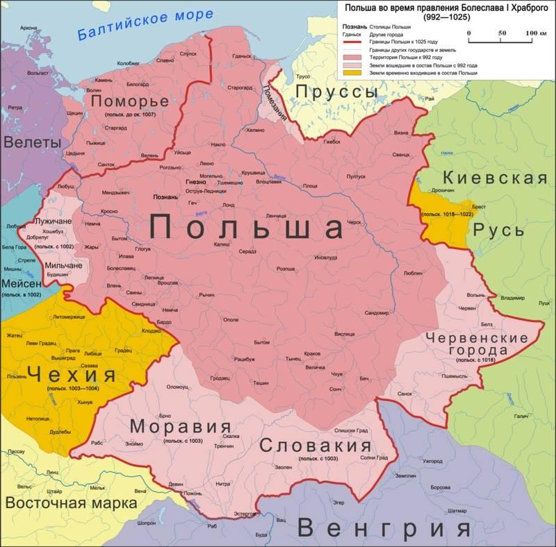 ポーランドの騎士道 Boleslav the BraveからVladislav Jagiellonへ