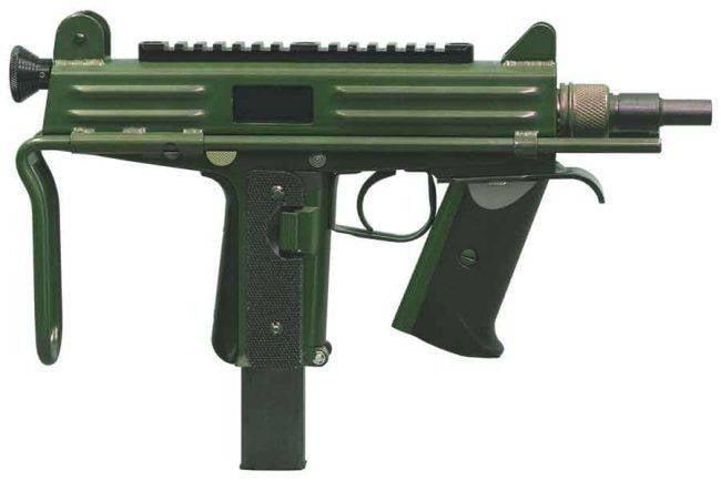 Yeni bir hafif makineli tüfek bulmak zor. İsveçli ve Singapurlu