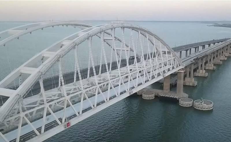 Поезда отправятся поКрымскому мосту раньше доэтого срока— Готовьте чемоданы