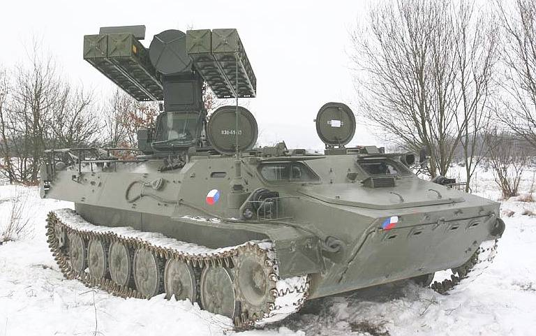 current status of air defense system in the Czech Republic: modernization on the background of a precipitous reduction